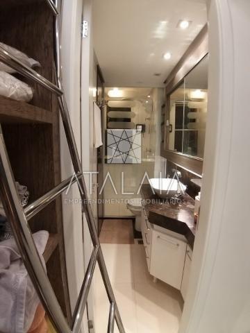 Top life: apartamento de 4 quartos mobiliado pronto pra morar em águas claras - Foto 3