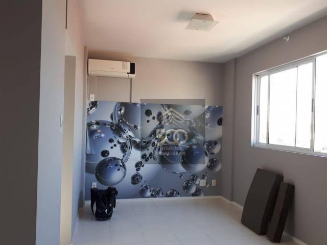 Ap0610 - apartamento com 3 dormitórios à venda, 84 m² por r$ 380.000 - nossa senhora do ro - Foto 12