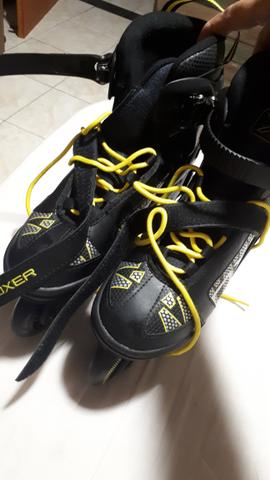 Patins Fitness OXER Abec7 - Foto 4