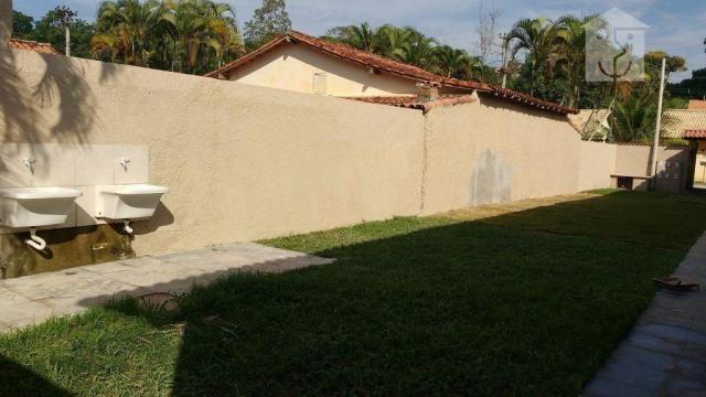 Casa com 1 dormitório para alugar, 23 m² por r$ 440,00/mês - parque nanci - maricá/rj - Foto 2