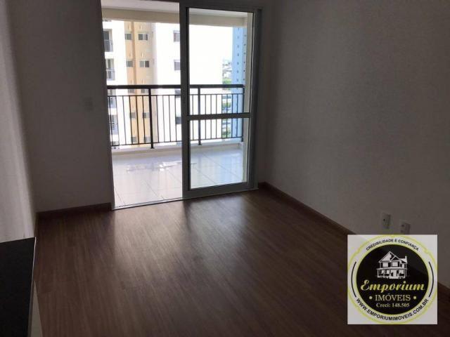 Apartamento com 2 dormitórios à venda, 69 m² por r$ 455.000 - jardim flor da montanha - gu - Foto 5