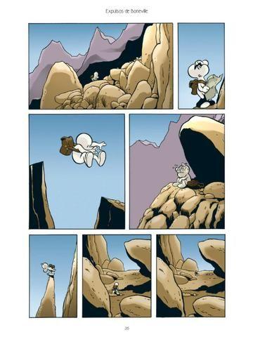 Box Bone Quadrinho - Editora Todavia - Vol. 1, 2 E 3 - Foto 4