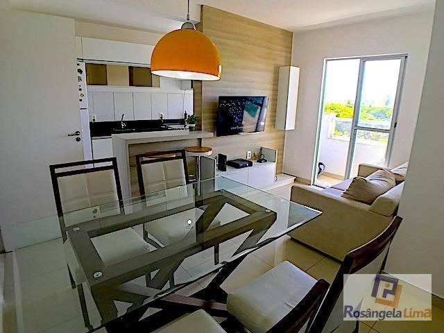 Apartamento com 2 dormitórios à venda, 52 m² por r$ 180.000 - engenheiro luciano cavalcant - Foto 7