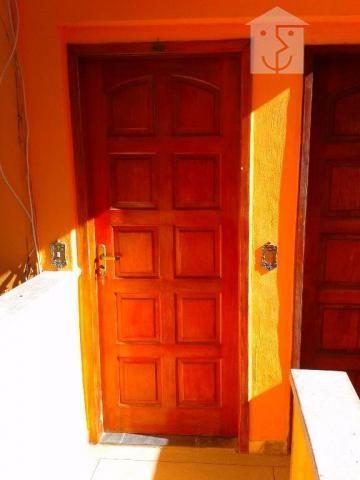Apartamento com 2 dormitórios para alugar, 57 m² por r$ 600,00/mês - mumbuca - maricá/rj - Foto 6