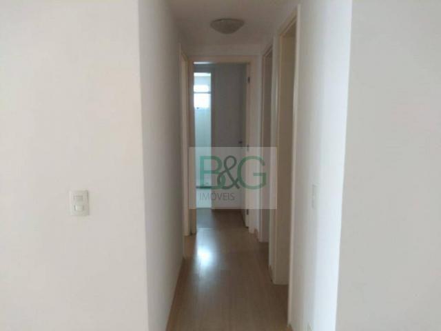 Apartamento com 3 dormitórios para alugar, 76 m² por r$ 2.200/mês - vila formosa - são pau - Foto 5