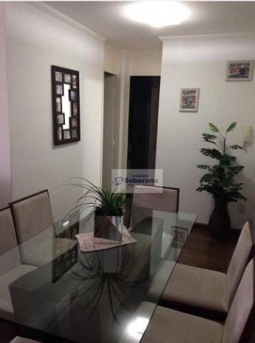 Apartamento com 2 dormitórios à venda, 69 m² por r$ 200.000,00 - chácaras campos elíseos -