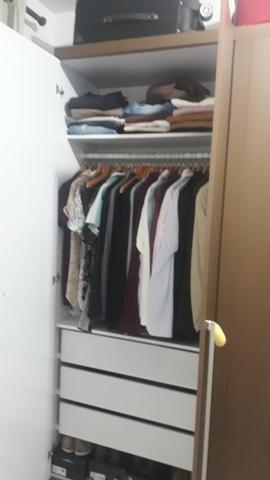 Vendo um guarda roupa de casal - Foto 3
