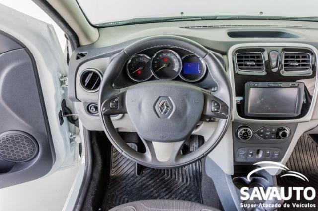 Renault Logan Logan Dynamique EasyR Hi-Flex 1.6 8V 4P - Foto 10