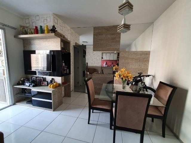 Apartamento a venda no Brisas Altos do Calhau, 2 quartos, todo projetado R$ 260.000,00 - Foto 3
