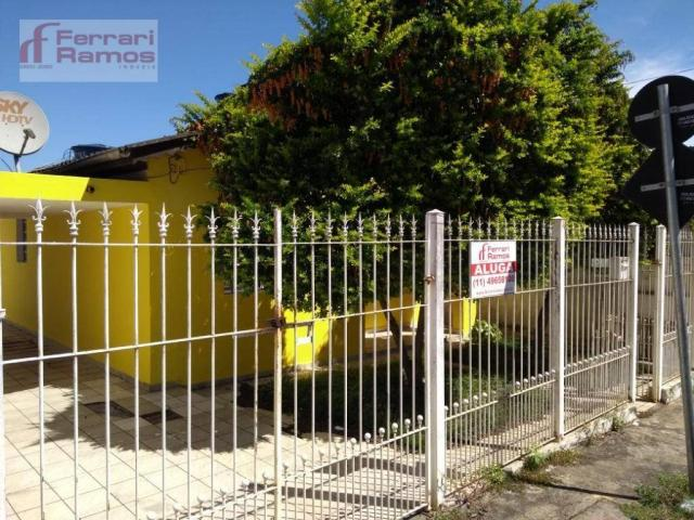 Casa com 3 dormitórios para alugar, 80 m² por r$ 1.350,00/mês - jardim presidente dutra -  - Foto 20