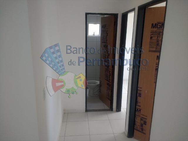 Apartamento com piscina e playground em Abreu e Lima - Foto 10