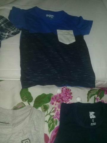 Lote de roupas Menino de 1 ano - Foto 5