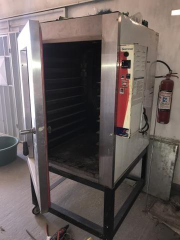 Forno Industrial Elétrico