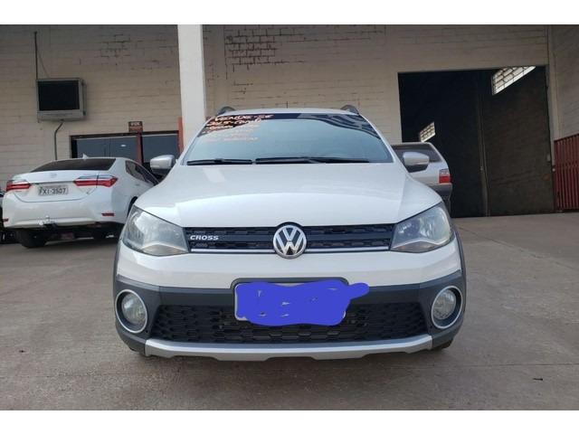 Volkswagen Saveiro Cross 1.6 16v MsI CD (Flex) 2015 - Foto 3