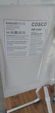 Cadeira para Refeição Cosco - Usado - Foto 3