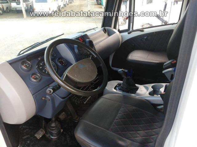 Agrale 9200 MWM Turbo Intercooler Cabine Leito Baú 6,20m - Foto 6