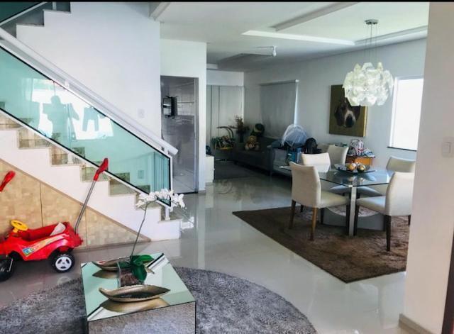 CA 64 Alugo Casa Duplex Toda Mobiliada / Projetada /3 Quartos / Piscina e Churrasqueira - Foto 8