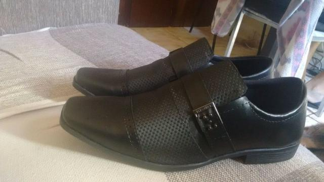Kit 6 sapatos sociais atacado-frete gratis - Foto 4