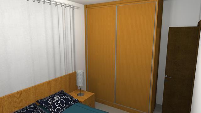 Apartamento à venda com 2 dormitórios em Jardim candelaria, Divinopolis cod:11443 - Foto 8