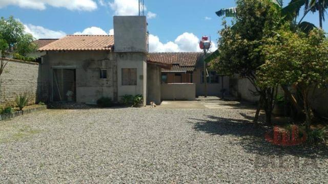 Casa com 1 dormitório à venda, 60 m² por R$ 220.000 - Paranaguamirim - Joinville/SC