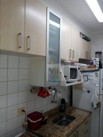 Apartamento com 3 dormitórios à venda, 65 m² por r$ 259.990,00 - jardim pacaembu - valinho - Foto 15