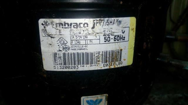 Geladeira Duplex Continental 350 Litros - Foto 4
