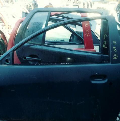 Porta Ford ka lado esquerdo Usadas