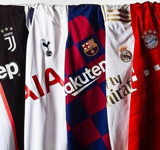 Camisas de Futebol (Personalização gratis para os primeiros 10 clientes) - Foto 4