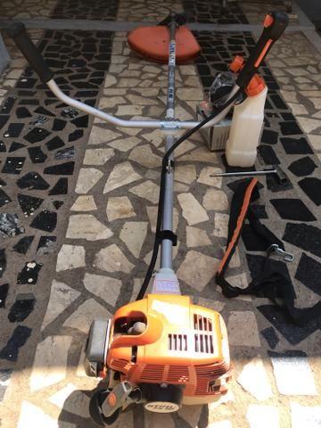Roçadeira stihl Fs 80 - Foto 3
