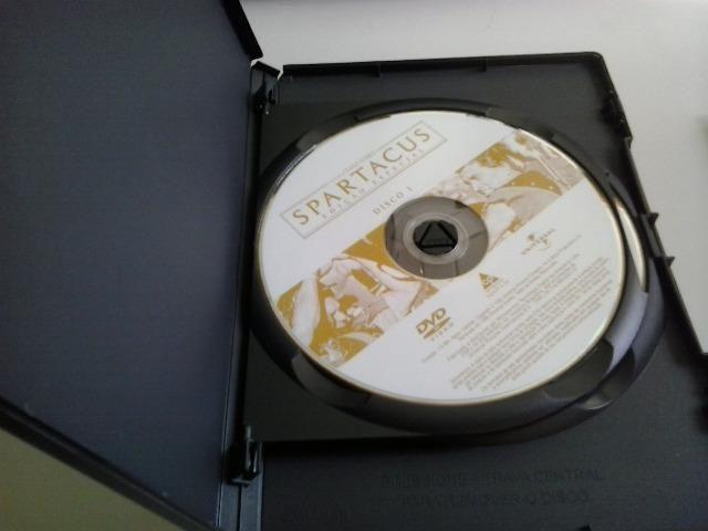 DVD Spartacus - Foto 2
