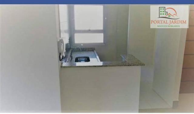 Apartamento com 2 dormitórios à venda, 75 m² por r$ 350.000 - vila camilópolis - santo and - Foto 2