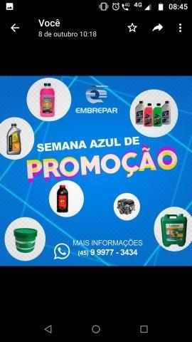 Óleo e lubrificantes promoção - Foto 2