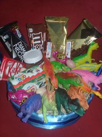 Vendo cestas dia das crianças a partir de R$60.00 Reais ACEITO CARTÕES - Foto 4