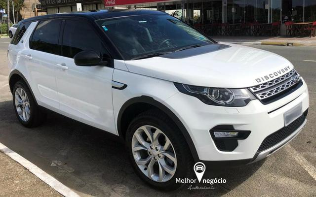 Land Rover Discovery Sport HSE 2.0 4x4 Aut. Branca - Foto 3