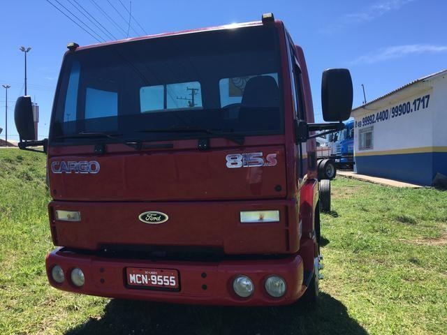 Ford 815 S 2004 PRONTA P/PLATAFORMA,NOS DCTOS!!! - Foto 3
