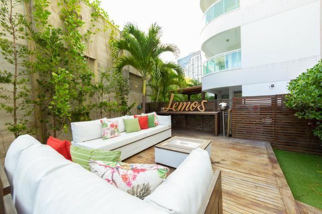 Apartamento com um maravilhoso deck no In Mare Bali - Foto 14