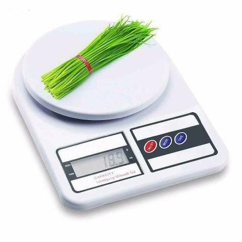 Balança Dieta Cozinha 1gr a 10kg Promoção