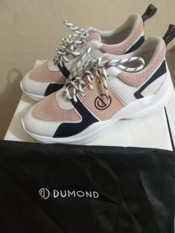 Tênis original novo Dumond - Foto 2