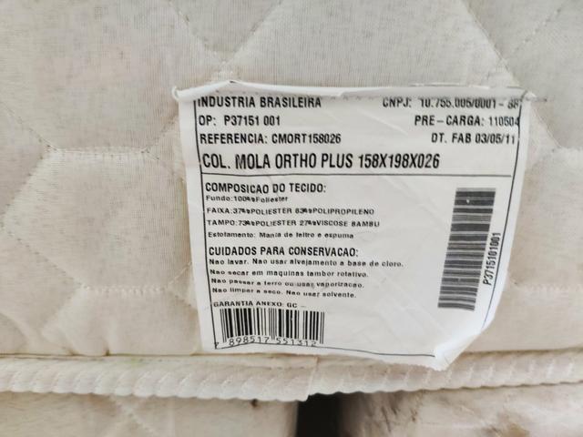 Cama Box Queen Ortho-Plus - Foto 4