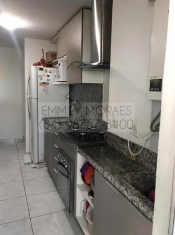 Imperial Park - 3/4 sendo 1 suíte - Cozinha Planejada + forno, cooktop e coifa - VP1501 - Foto 5