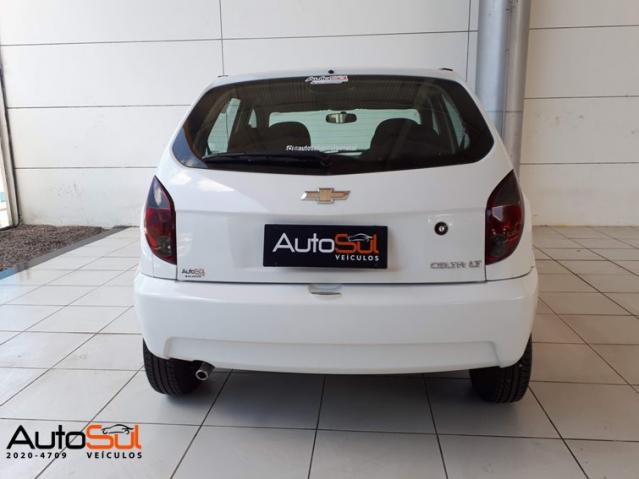 CHEVROLET CELTA 2014/2015 1.0 MPFI LT 8V FLEX 4P MANUAL - Foto 4