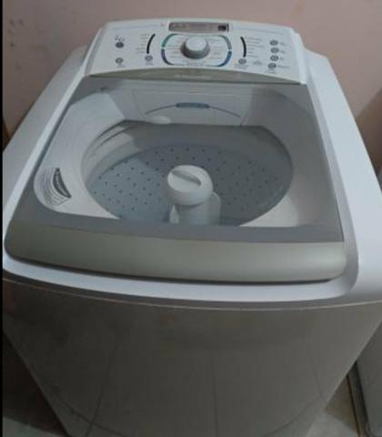 Máquina de lavar roupa eletrolux 15 kilos