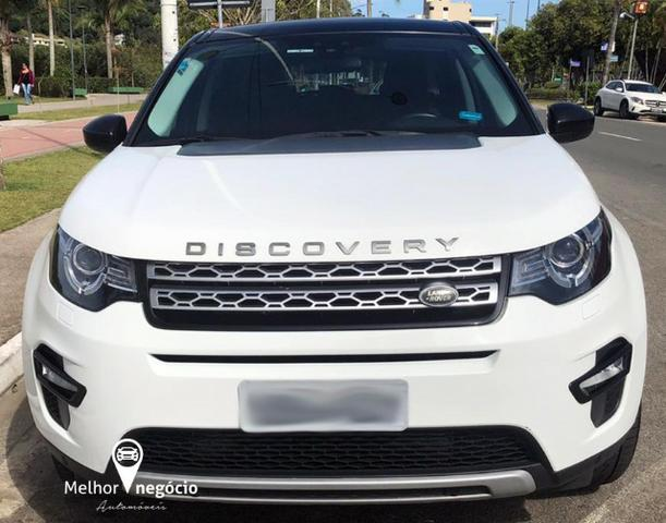 Land Rover Discovery Sport HSE 2.0 4x4 Aut. Branca - Foto 2
