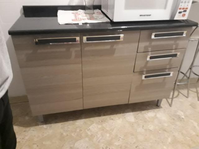 Armário de cozinha seminovo - Foto 2
