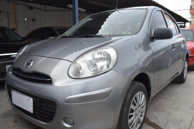 Nissan march 2012 1.0 16v flex 4p manual