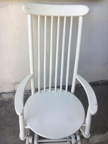 Berço e cadeira de balanço - Foto 4