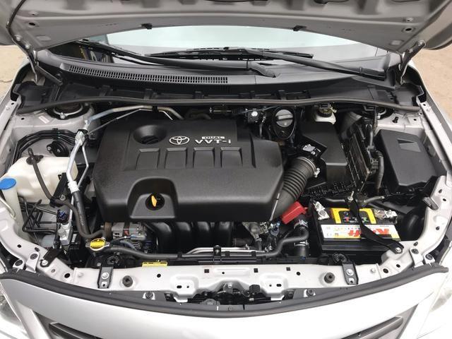 Toyota Corolla Gli 1.8 Automático 2013 - Foto 6
