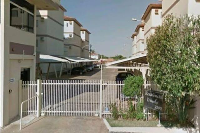 Apartamento Residencial Triunfo 61m² sendo 02 dormitórios em Birigui
