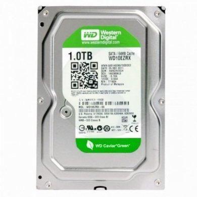 Vendo 06 HDs de 1 TB Western Digital da linha Caviar Green