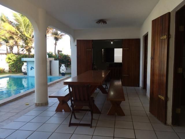 Casa Villa Branca frente mar no Cumbuco - Foto 10